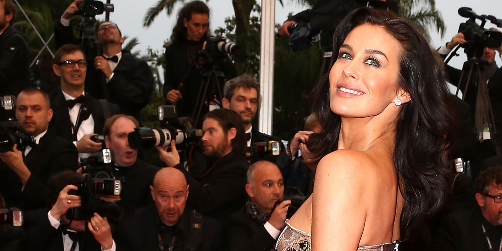 Megan Gale Steals The Spotlight At The Cannes Film Festival