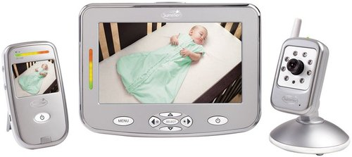 Summer Infant Complete Coverage Video Monitoring System