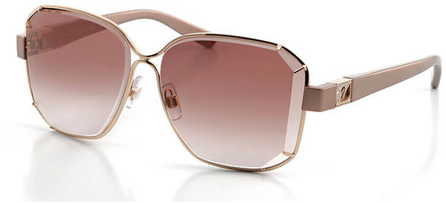 Billie Blush Sunglasses