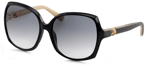 Bridget Black Sunglasses