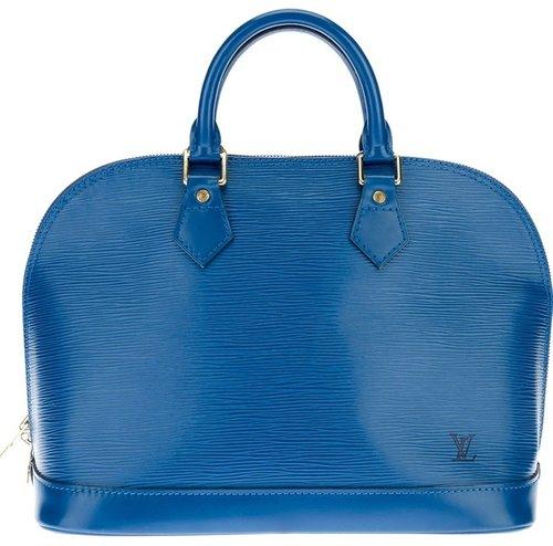 Louis Vuitton Vintage 'Alma' textured tote