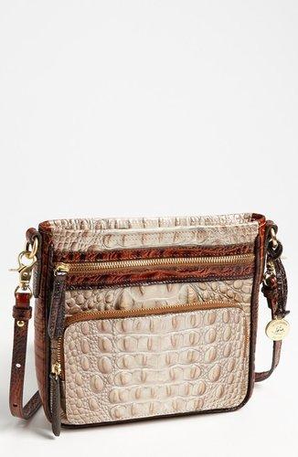 Brahmin 'Tricolor Cleo' Crossbody Bag