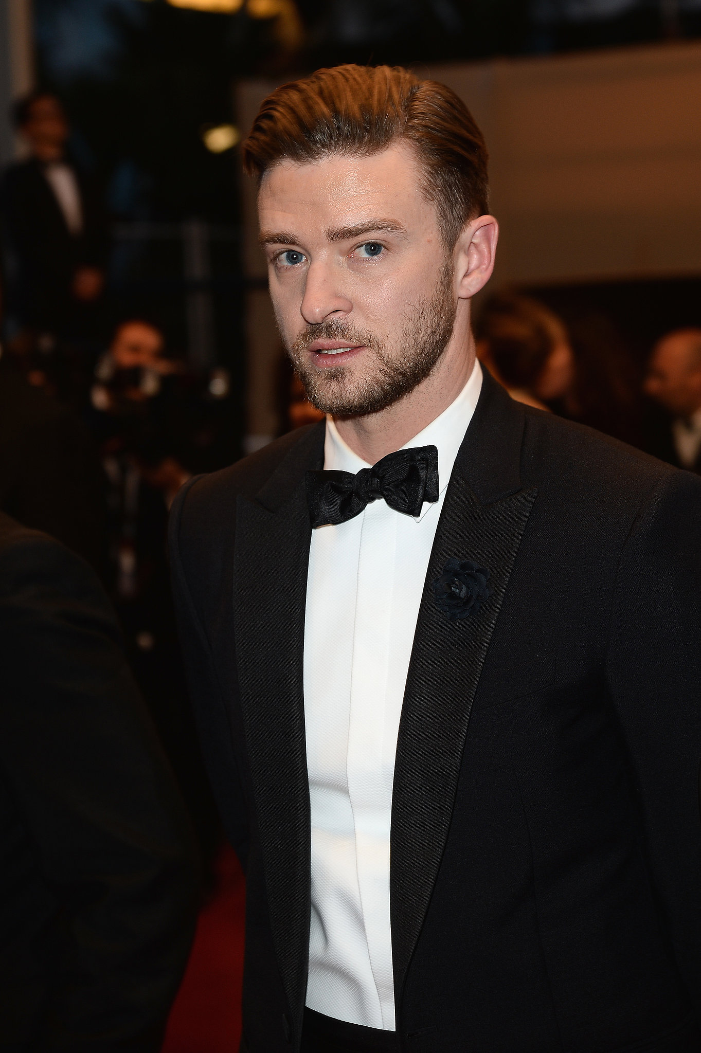 Justin Timberlake Juggles Leading Ladies at His Big Cannes Premiere