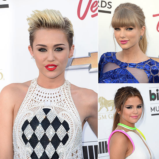 All the Beauty Looks From the 2013 Billboard Music Awards