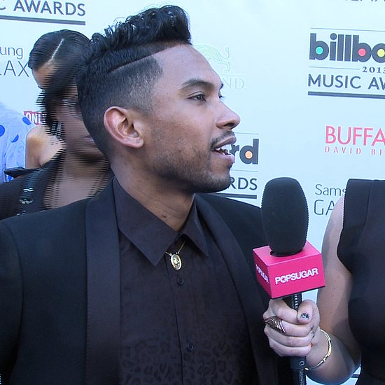 Miguel at Billboard Music Awards