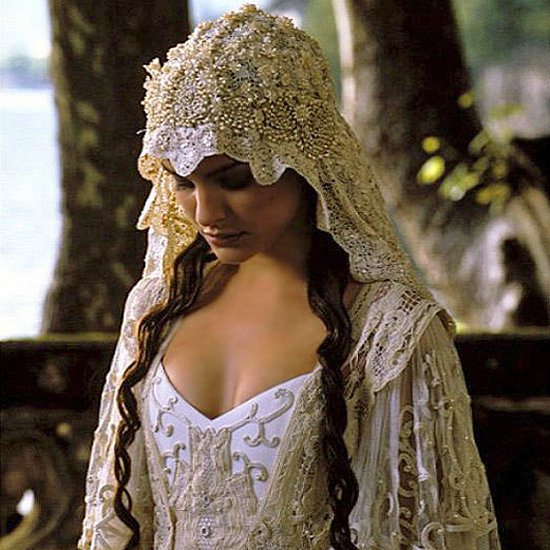 Beautiful Brides From 25 Movies