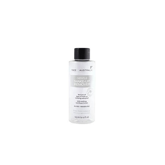 Face of Australia Gentle Make-Up Remover, $8.95