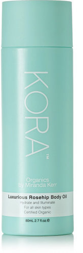 KORA Organics by Miranda Kerr Luxurious Rosehip Body Oil, 80ml
