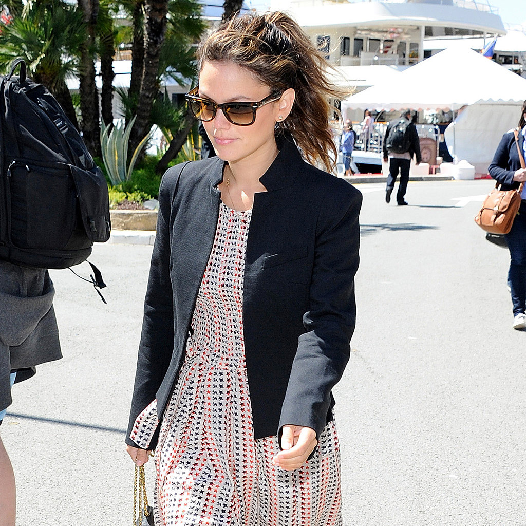Casual Celebrity Style At The 2013 Cannes Film Festival Popsugar Fashion Uk