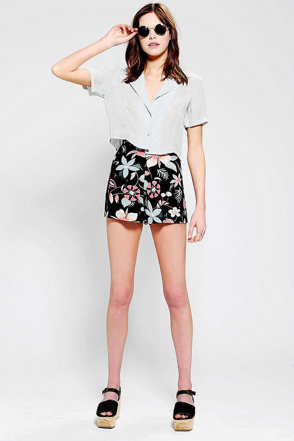 These Reformation x Urban Renewal printed tap shorts ($49) have Palm Springs written all over them.