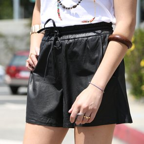 4 Ways to Wear Leather Shorts: Watch our How-To Video!