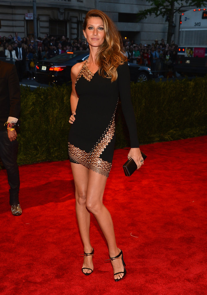 Gisele Bundchen: Met Gala, May, 2013