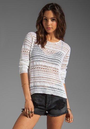 Theory Amena Sag Sweater