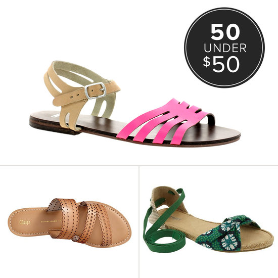 50 Under $50: These Summer Sandals Were Made For Walking