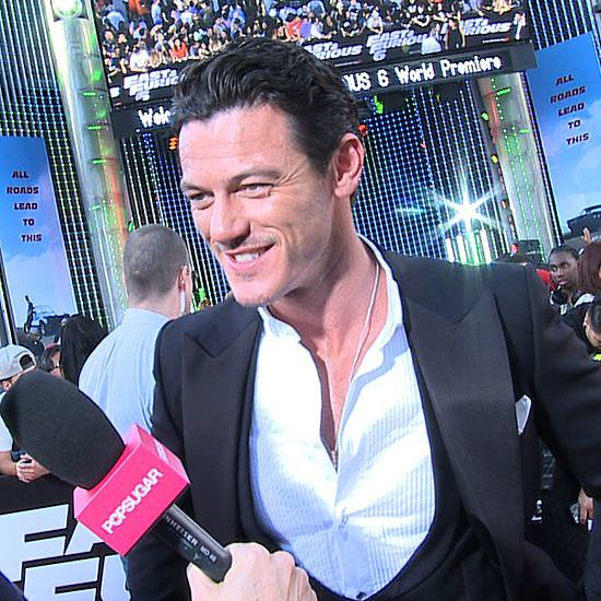 Luke Evans Interview About Fast & Furious 6 | Video