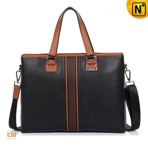 Black Mens Business Bags CW901582 - cwmalls.com
