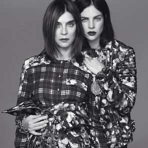 Givenchy Taps Fashionable Friends for Fall 2013 Campaign