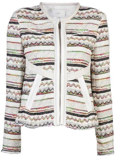 Iro Tribal woven jacket