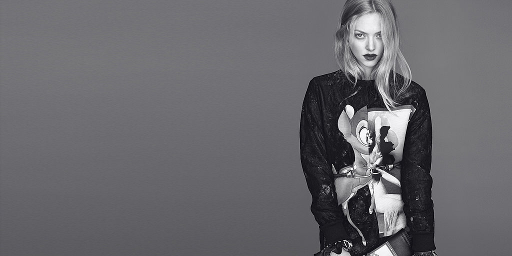 See Amanda Seyfried and the Roitfeld Women in Givenchy's A/W 2013 Campaign