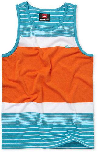 Quiksilver Kids Shirt, Little Boys Colorblocked Stripe Tank
