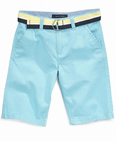 Tommy Hilfiger Kids Shorts, Little Boys Chester Chino Shorts