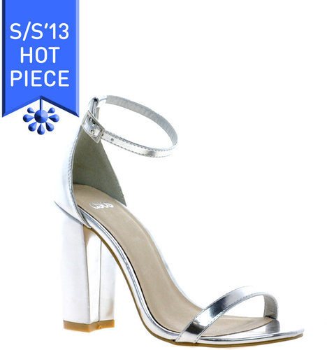 ASOS HOMETOWN Heeled Sandals