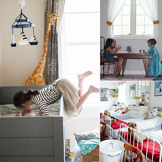 Ideas for shared kids rooms popsugar moms for Bedroom ideas for siblings sharing
