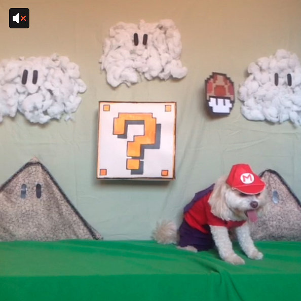 Super Mario Bros. by Vine