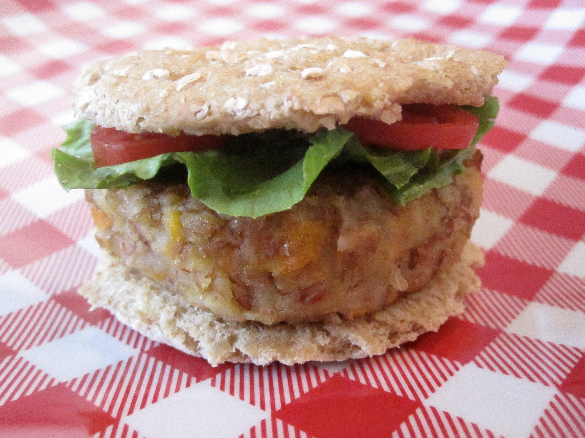 Catherine McCord's Weelicious Veggie Burgers