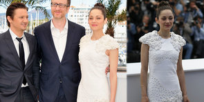 Behold Marion Cotillard's Spotless Cannes Looks