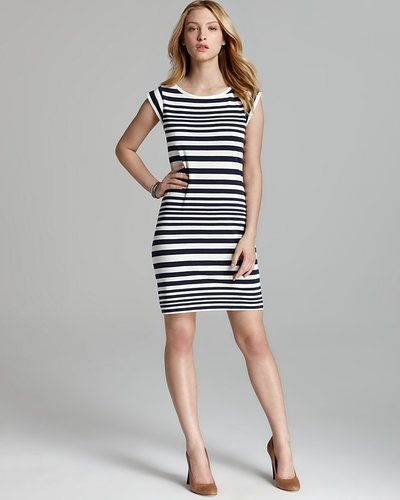 FRENCH CONNECTION Dress - Marissa Stripe