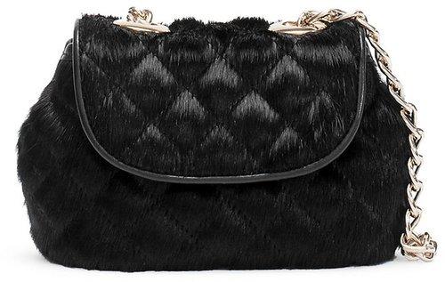 Margot Pony Hair Mini Bag