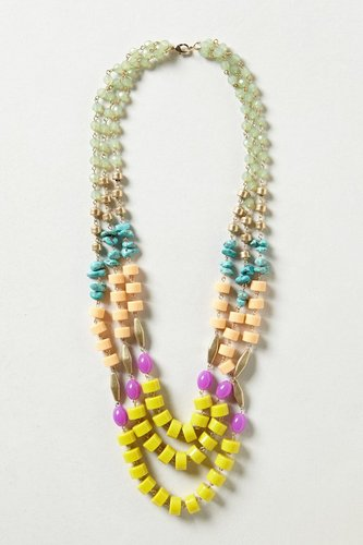 Beaded Seaford Strands