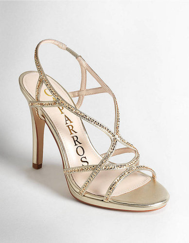 CAPARROS Zarielle Strappy High Heel Sandals