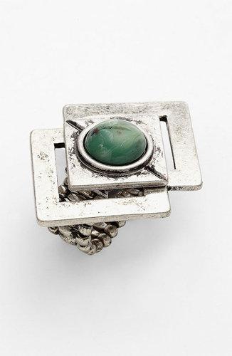Robert Rose 'Aztec Geometric' Ring