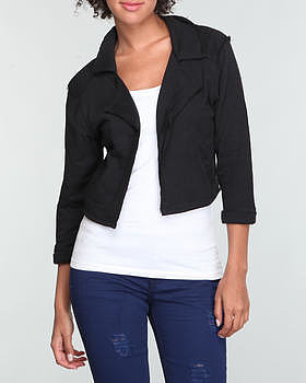 SALES metress french terry jacket