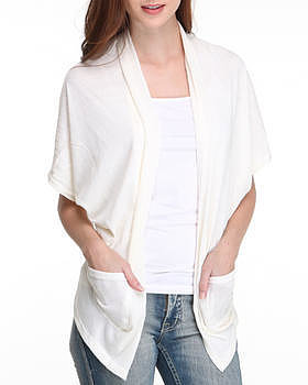 SALES clory story open cardigan