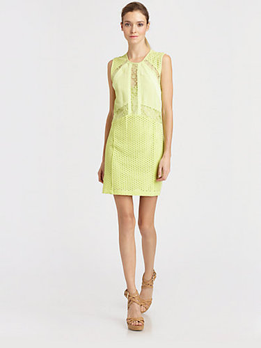 Nanette Lepore Turntable Dress