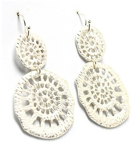Style Tryst Cut Out Drop Earrings