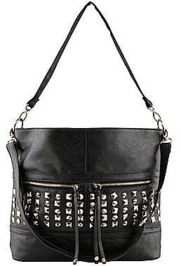 Call It SpringTM Enrogele Studded Crossbody Bag