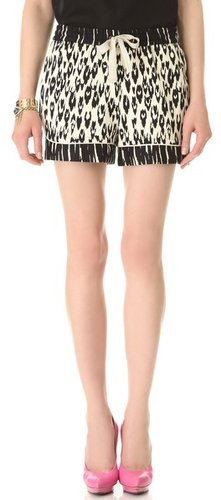 Sea Combo Drawstring Shorts
