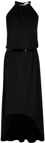 Michael Michael Kors belted maxi dress