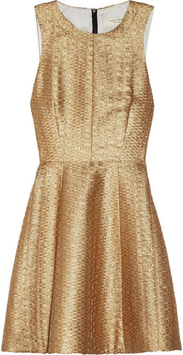 Rag & bone Renard brocade dress