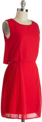 Right Said Red Dress