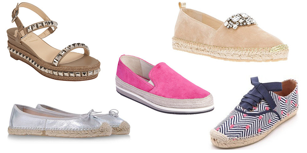 Spring Into Summer With These Stylish Espadrilles