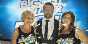 We Chat to The Biggest Loser Winners Robyn and Katie!