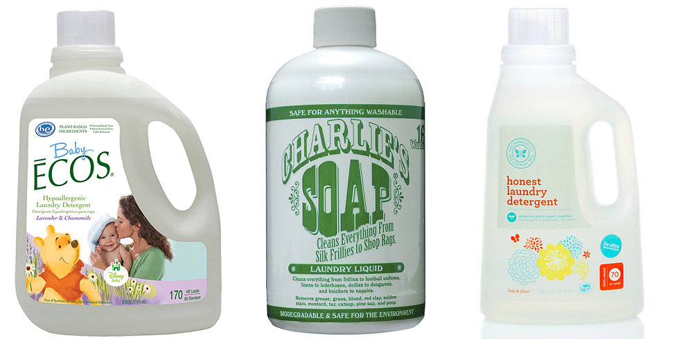 The Best Eco-Friendly Laundry Detergents For Washing Baby's Clothes