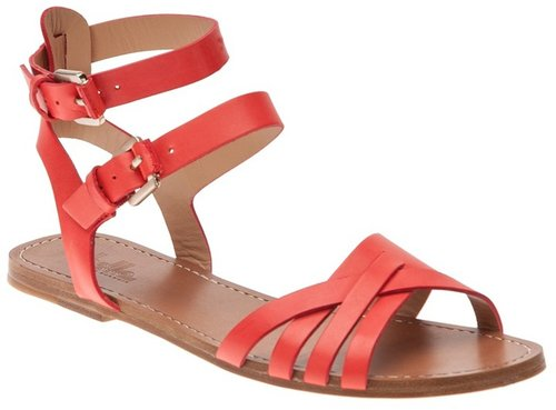 Belle Sigerson Morrison Strappy flat sandal