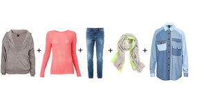 Fashion Maths: The Essential Layering Wardrobe