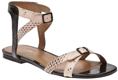 3.1 Phillip Lim Daisy flat sandal